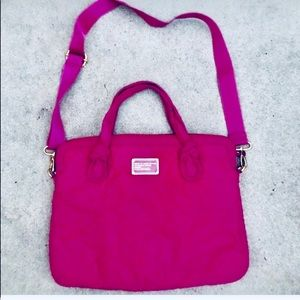MARC JACOBS Pink Tote Standard Supply Workwear